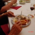 Eten na het N.K.