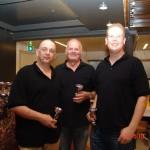 Trio sjoelen
